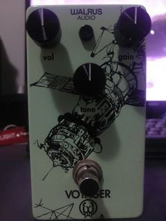 Pedal Walrus Audio Voyager