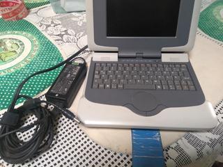 Vintage Pc Mini Portátil Intel Classmate : Reliquia 2007