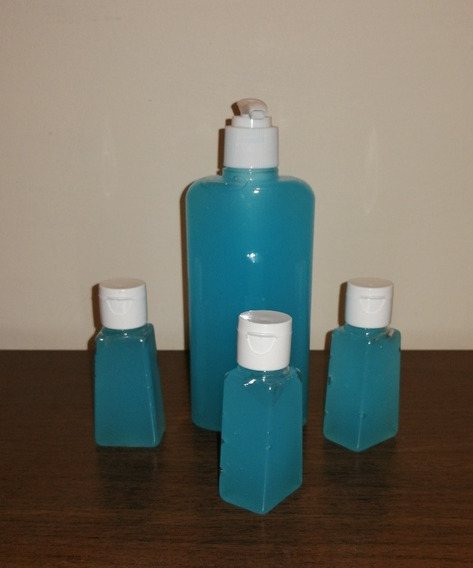 Gel Antiséptico / Antibacterial Con Distintos Aromas