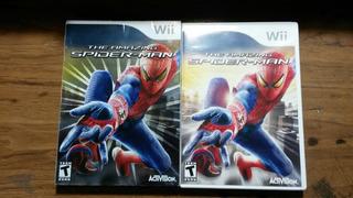** The Amazing Spiderman Para Tu Wii O Wii U **