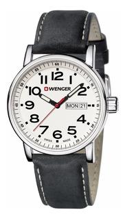 Reloj Wenger 01.0341.101 Swiss Made Agente Oficial Belgrano
