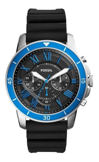 Relógios Masculino Fossil Analógico Casual Fs5300/8pn