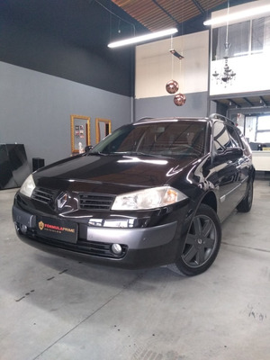 Renault Megane Grandtour 2.0 Aut. 2007 Preta
