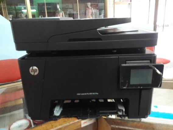 Remate De Impresora Hp M177fw