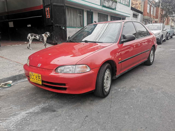 Honda Civic Si Sedan Full Equipo