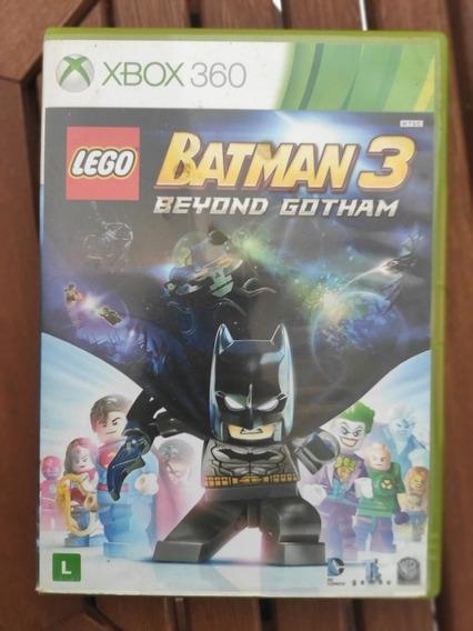 Jogo Xbox 360 Batman 3 Original