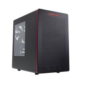 Pc Gamer Mini Itx Cr280 I7 8700k Gtx1070ti Ssd + Hd