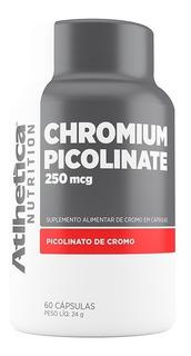 Chromium Picolinate 250 Mcg 60 Cáps- Atlhetica Nutrition