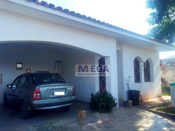 Casa Com 3 Dormitórios 1 Suíte, 185 M² Por R$ 380.000 - Jardim Carlos Lourenço - Campinas/sp - Ca1091
