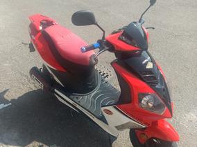 Motoneta Islo Spider 125cc Muy Buenas Condiciones