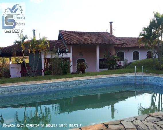 Sítio Para Venda Em Pedra Bela / Sp No Bairro Zona Rural - 537 - 34064515