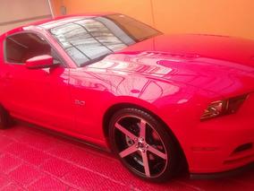 Mustang 5.0l Gt Equipado V8 At