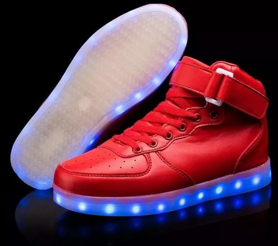 Botas Led (luces - Luminosos)garantía 3 Meses