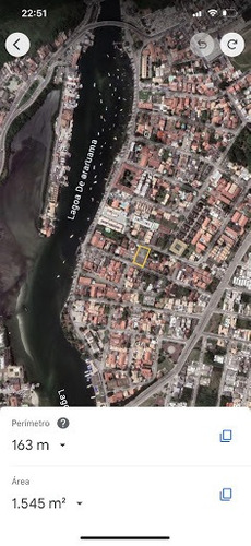 Área À Venda, 1800 M² Por R$ 2.300.000,00 - Portinho - Cabo Frio/rj - Ar0021