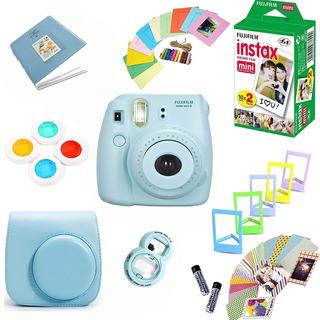 Camara Fujifilm Instax Mini 8 Con Accesorios Envio Gratis