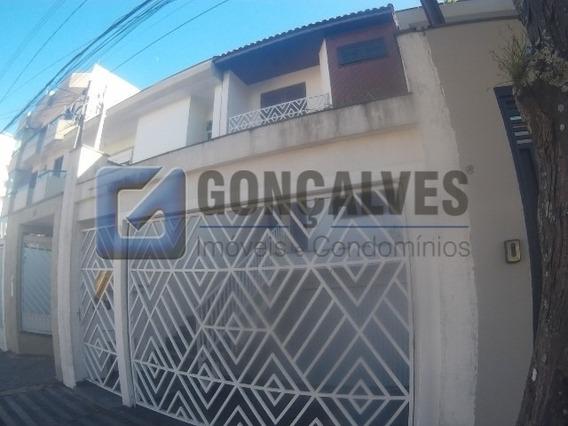 Venda Sobrado Sao Bernardo Do Campo Nova Petropolis Ref: 127 - 1033-1-127732