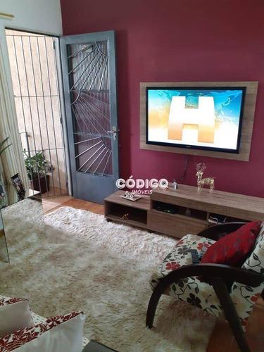 Imagem 1 de 15 de Casa À Venda, 119 M² Por R$ 510.000,00 - Jardim Rosa De Franca - Guarulhos/sp - Ca0645