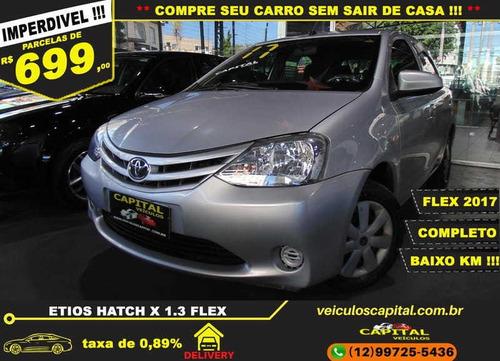 Imagem 1 de 13 de Toyota Etios  1.3 Flex 16v 5p.mec