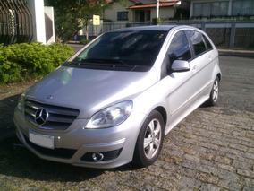 Mercedes-benz B 170 Prata 2009 5p Motor 1.7
