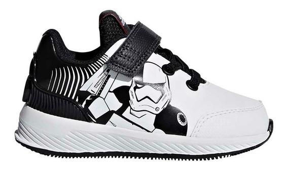 Zapatillas Moda adidas Rapidarun Star Wars Niños B