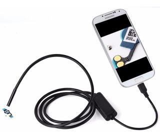 Camara Hd Inspeccion Endoscopio 10 Metros Android Y Pc
