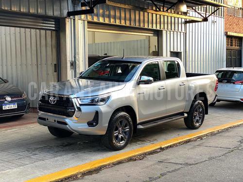 Toyota Hilux 2.8 Cd Srv 177cv 4x2 /// 2021 - 0km