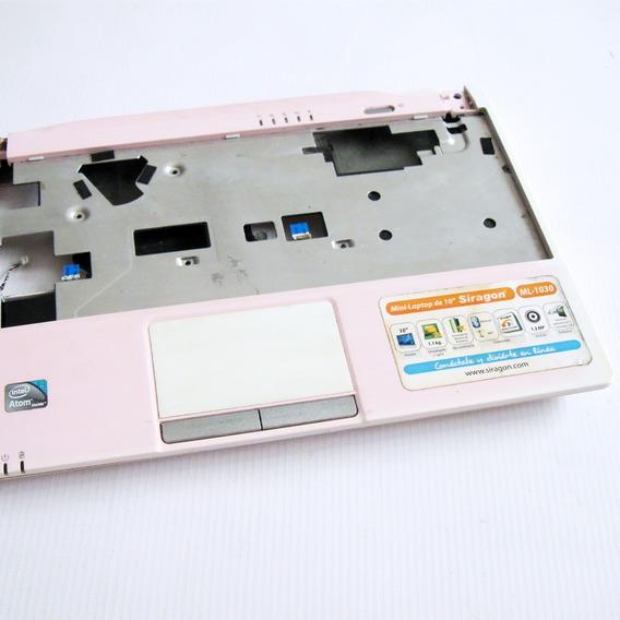 Carcasa Touch Cornetas Micrófono Mini Laptop Siragon Ml-1030