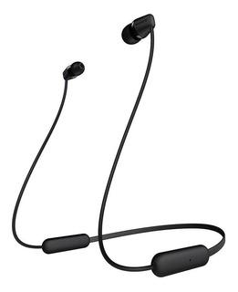 Audífonos inalámbricos Sony WI-C200 black