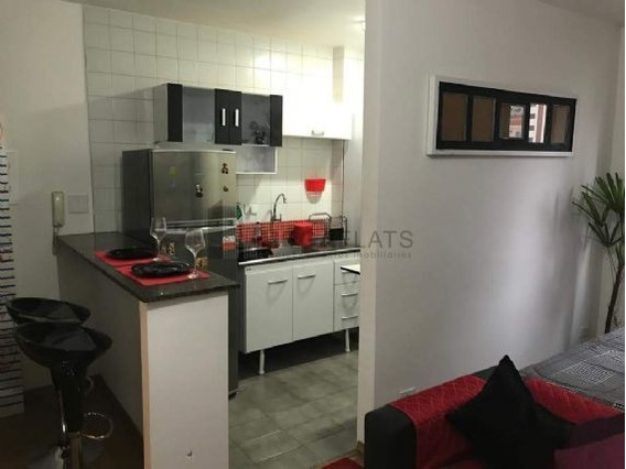 06602 - Flat 1 Dorm, Bela Vista - Sao Paulo/sp - 6602