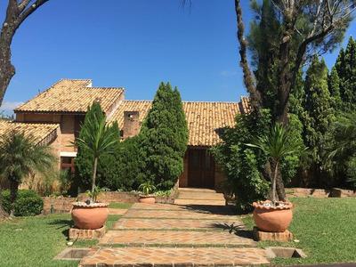 Casa Em Condomínio Terras De São José, Itu/sp De 890m² 5 Quartos À Venda Por R$ 3.000.000,00 - Ca231657