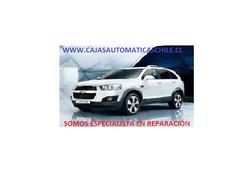 Reparación De Cajas Automáticas Chevrolet Captiva Y Orlando