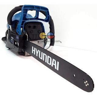 Hyundai Motosierra Motor Gasolina 2 Tiempos 45cc 10000 Rpm