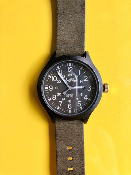 Relógio Timex Expedition Wr50m Caixa Preta