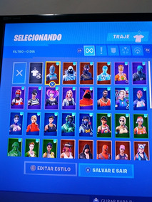 Comta Fortnite Pc Não Ps4 E Xbox