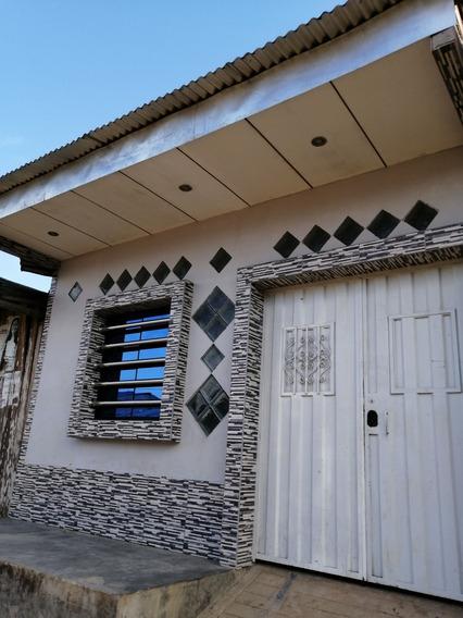 Vendo Casa De 5×20 Situado En El Terminal Recién Construido
