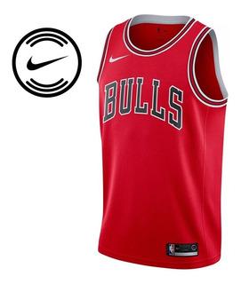 Camiseta Nike Chicago Bulls Original Nba Basket Nikeconnetc