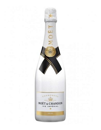 Champagne Moet & Chandon Ice Imperial De 750 Ml