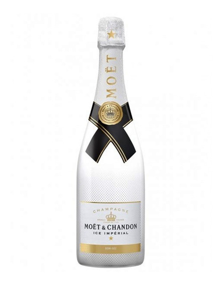 Champagne Moet & Chandon Ice Imperial De 750 Ml