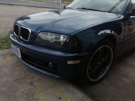 Bmw E46- Sedan - Manual- Año 2001