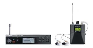 Shure Psm300 Sistema De Monitoreo Intraural