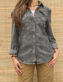 Camisa Mujer James-jeans Negro Lippi