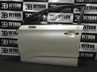 Porta Dianteira Esquerda Citroen C4 Lounge 2017 Original
