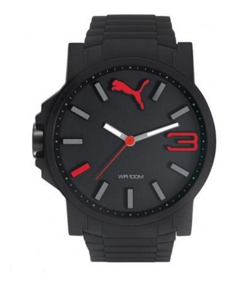 Relógio Masculino Puma 96294g0psnv3 Preto