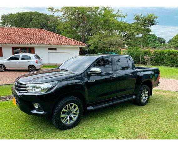 Toyota Hilux Blindada 2018