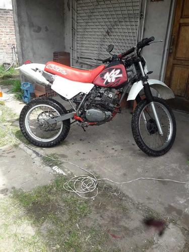 Honda Xl250r 1985