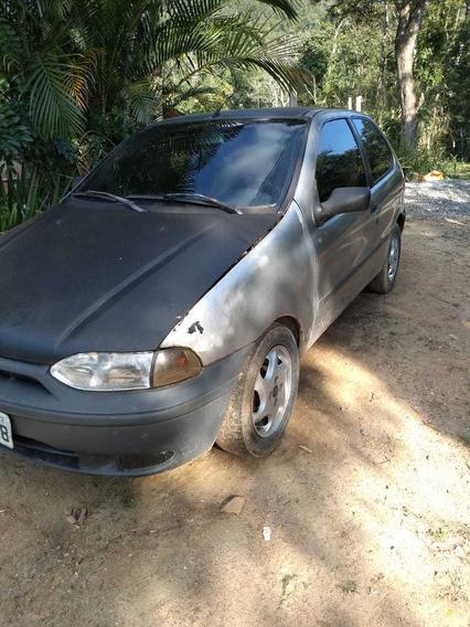 Fiat Palio 1.0 Young 3p Gasolina 2001