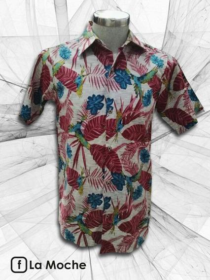 Camisa Hawaiana Marca «la Moche»