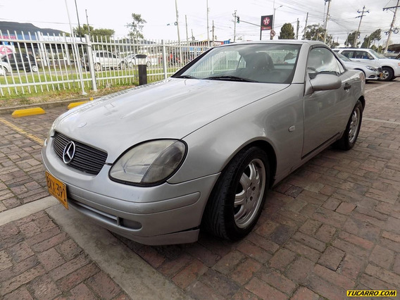 Mercedes Benz Clase Slk 230 2.3cc Mt Aa