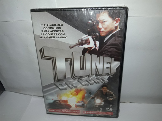 Dvd Filme Tunel Da Morte Dublado Lacrado