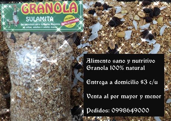 Granola Altamente Nutritiva